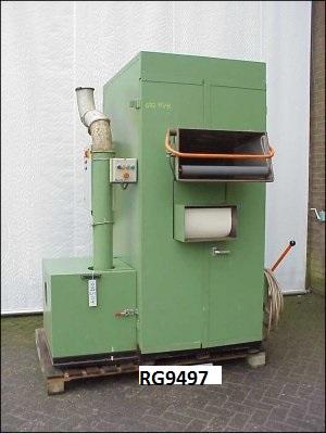 7.3 HP Dreher Type S 26/41 GFS-RS Granulator