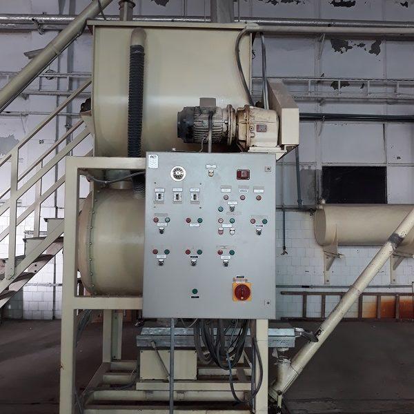 Potato Pellet Line with Input Capacity 100kg/hour