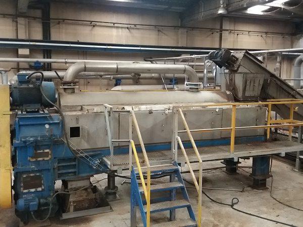 Stord Bartz MS49 Twin Screw Press