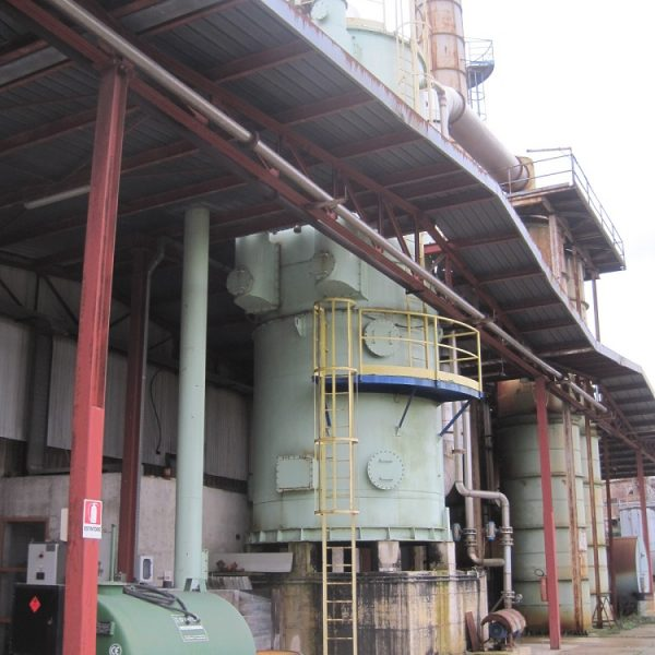 Oil Extraction Plant, 400 Tons/Day