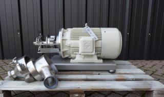 Used Koruma DISHO  IV/160 Colloid Mill
