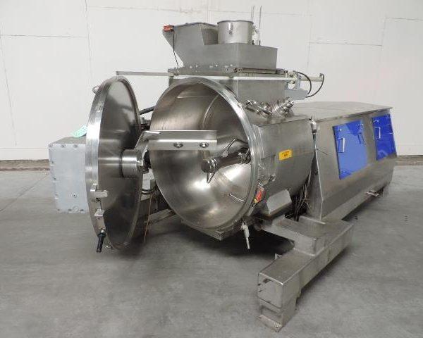 600 Litre Stephan TC600 Universal Mixer Refurbished