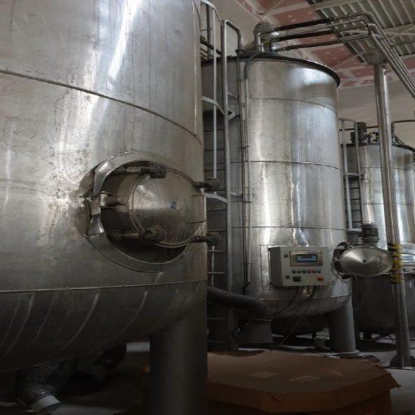 Slurry Plant to Mix / Dose Powder and Liquid