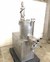 15 Inch EFCI 316L Stainless Steel Vacuum Pan Dryer.