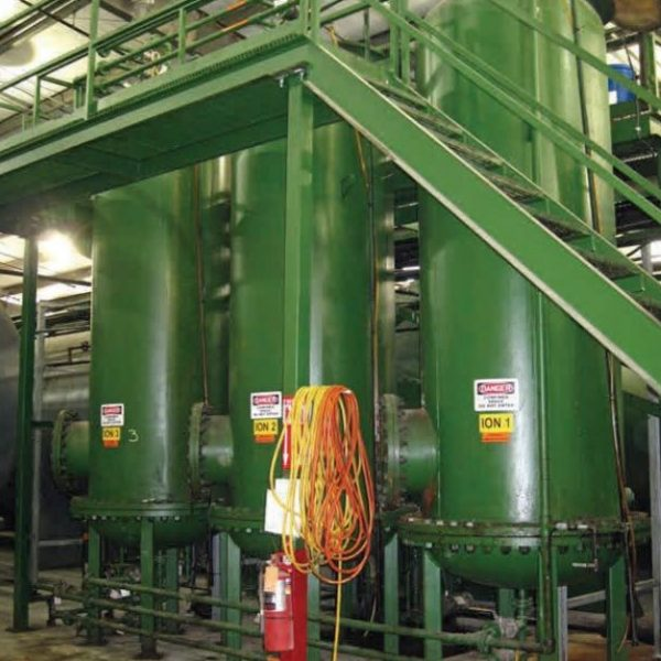 Biodiesel Plant with Capacity 15M Gallons/Year