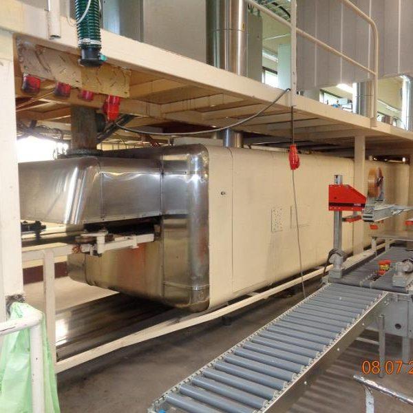 Soran Tunnel Electric Oven