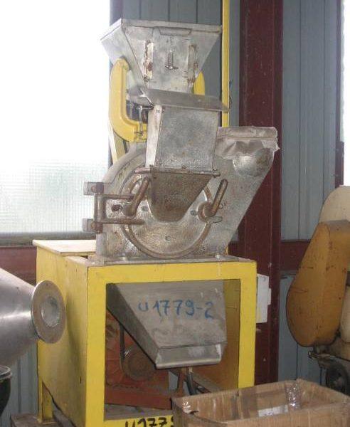 5 kW Carbon Steel Spomasz Mill