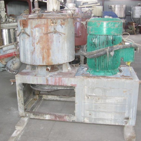 300 Litre Stainless Steel Hot Mixer and Cooler