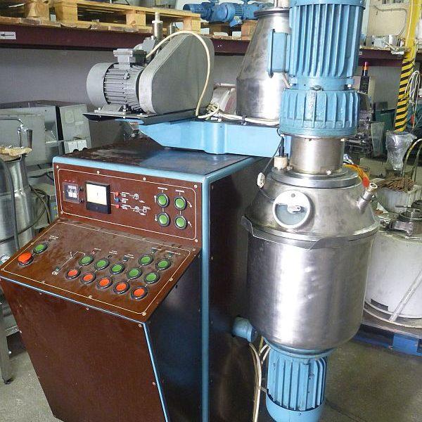 30 Liter Homogenizing Mixer by UCR type M30