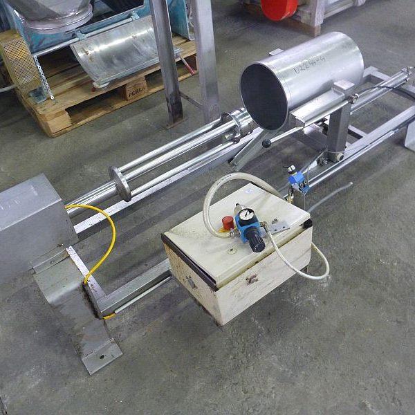 1.1 kW Gronfa Type DSM 1100 Stainless Steel Wall Agitator