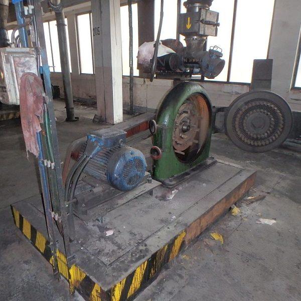 22 kW Jehmlich Type Record D Carbon Steel Mill