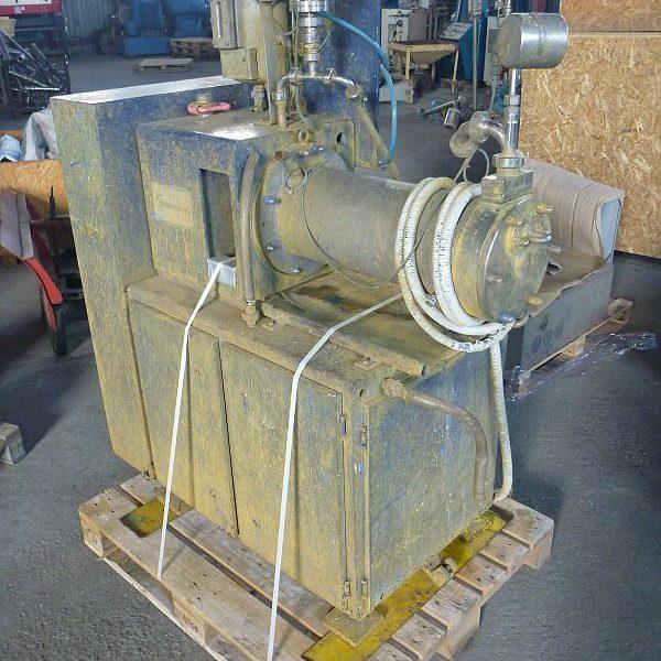 12 Liter Drais Type PMC 12.5 TEX Sand Mill