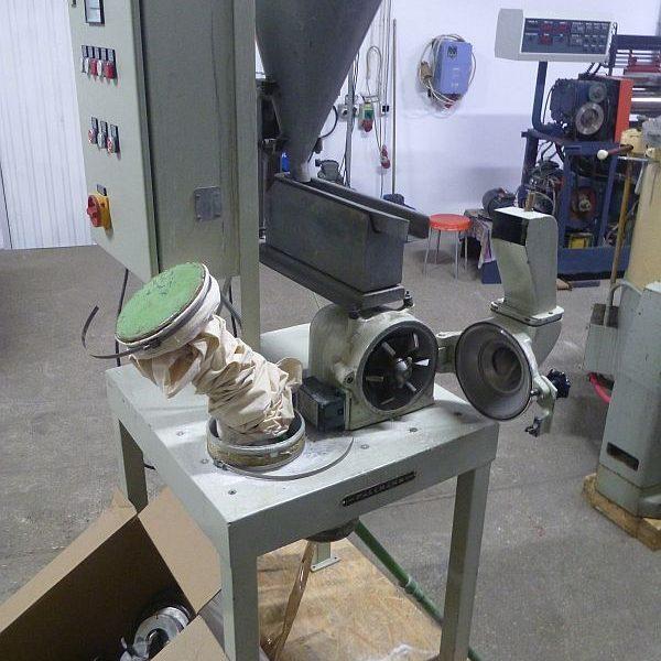 Pallmann Type REF L18 Grinding Mill