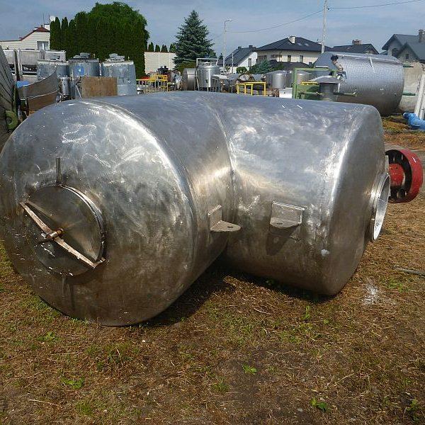 159 Cubic Foot Stainless Steel V Tumbling Blender