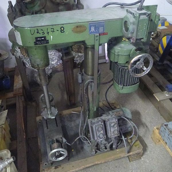 1.3 kW Spangenberg Type LSD20DF Labsize Disolver