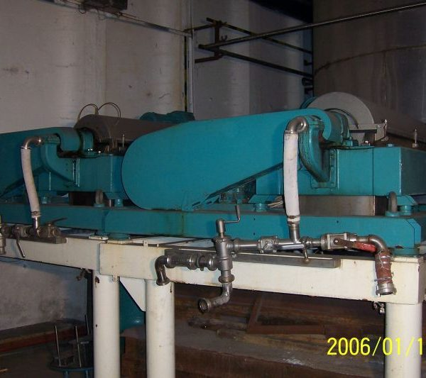 Alfa Laval NX418 S-31G Stainless Steel Decanter Centrifuge