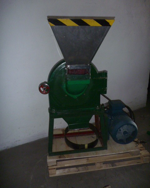 Carbon Steel Pin Mill Chinese 11 kW