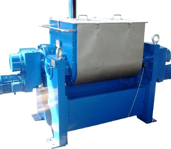 400 Litre Polish Made New Jacketed Stainless Steel Sigma Blade Double Arm Mixer
