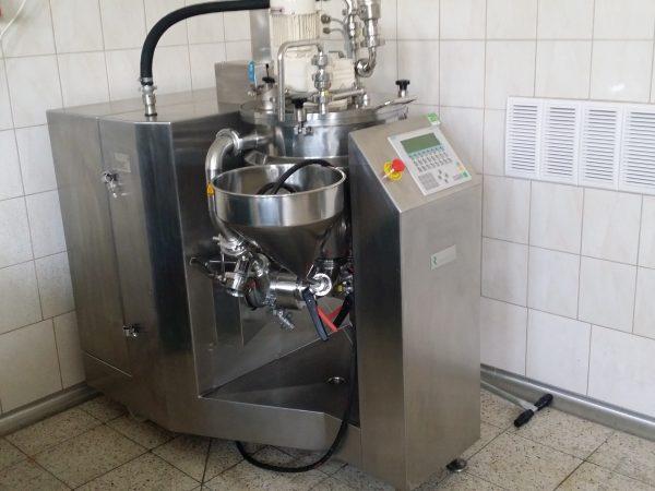 7 Gallon 5,5 HP Fryma Koruma Stainless Steel Mixer