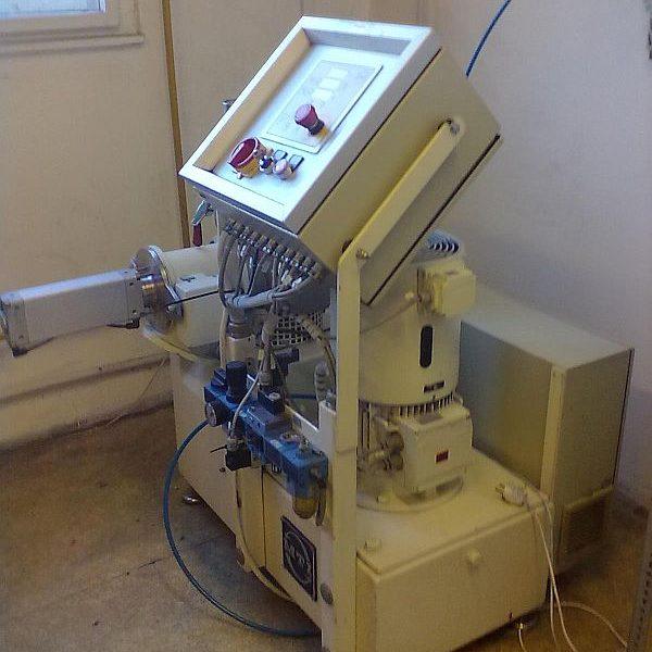 10 Litre MTI  Type 10-FU Stainless Steel Laboratory Hi-Intensity Mixer