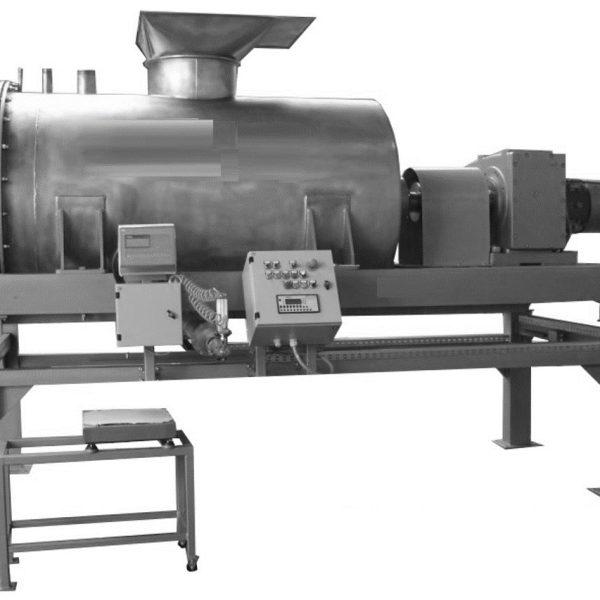 1,000 Litre Polish Made Stainless Steel Ribbon Blender