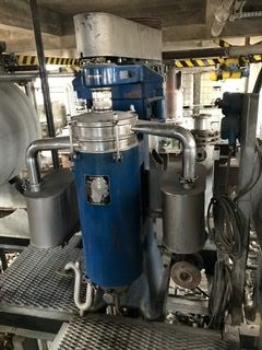 Hi-speed Centrifuge Penwalt Model AS26