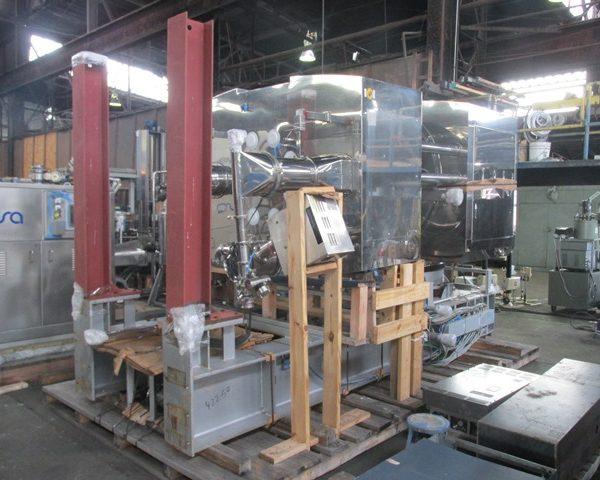 1200  Liter Collette Mdl Ultimagral 1200 High Shear Granlator