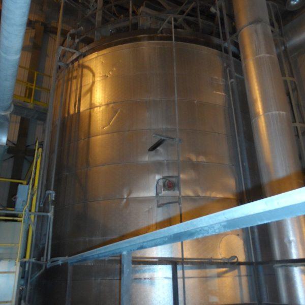 17′ X 19′ Stainless Steel Niro Atomizer F35 Spray Dryer