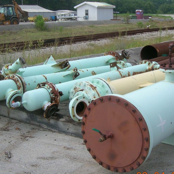 250 Sq. Ft. Shell and Tube Heat Exchanger