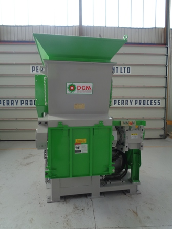 74 HP 33″ X 52″ DGM DGS 850 Shredder, New & Unused