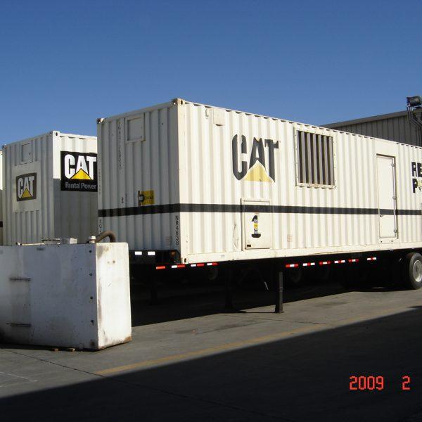 2000 kW 480 V 60 Hz Caterpillar Power Module