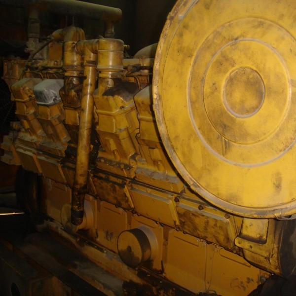 1020 kw Caterpillar Dita Industrial Diesel Generator Sets (4)