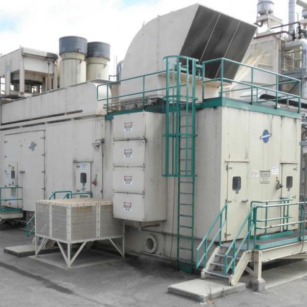 25,000 kw GE LM2500 PE Direct Drive Genset
