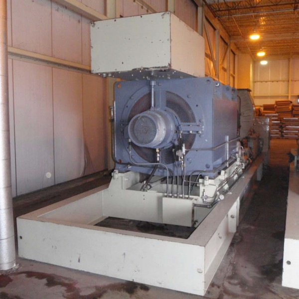 3500 kw Solar Centaur 50 Gas Turbine