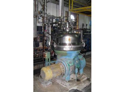 Westfalia RSA 80-01-076 Self-Cleaning Centrifuge