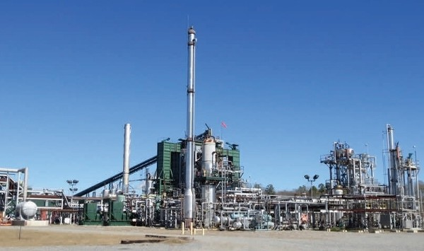 Partial Plant and System for Production of Mixed Alcohols and/or Crude Methanol, 5,000,000 Gal/Year