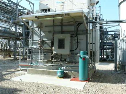 32350 kW 13800 Volts 60 Hz General Electric Cogeneration Plant