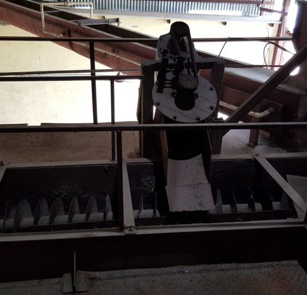 Mild Steel Ring Flash Dryer Line