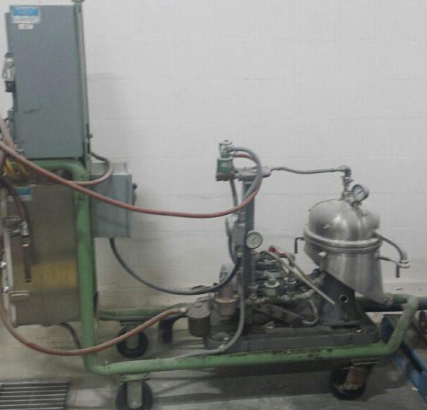 Westfalia SA1-02-175 Disc Separator