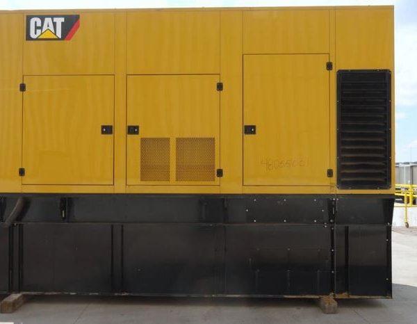 750 kW 480 Volts 60 Hz Caterpillar Standby Diesel Generator Set