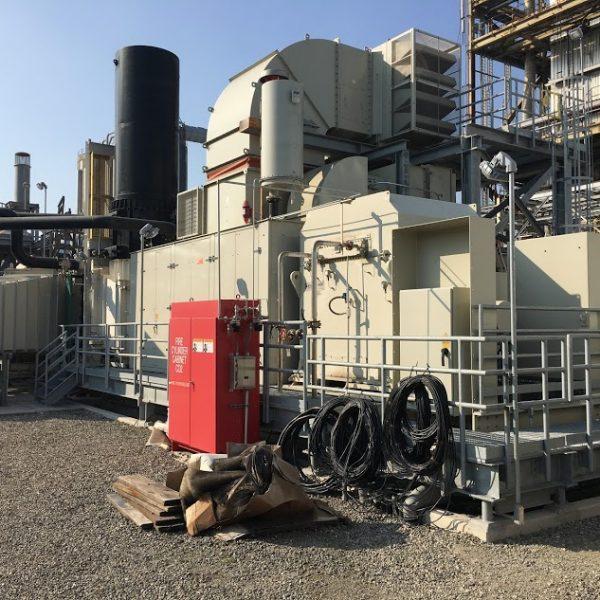 7200 KW Solar T70 Cogen Plant