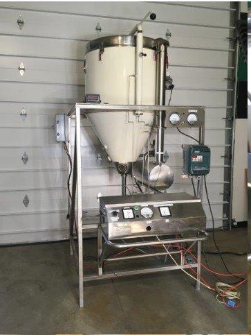 30″ X  4′ Stainless Steel Niro Mobile Minor Spray Dryer