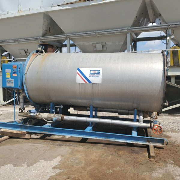 2M BTU Hyway HYFGO-200 Hot Oil Heater