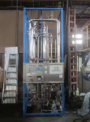 Finn Aqua Pure Steam Generator