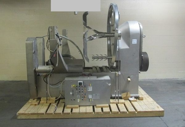 1200 Liter High Shear Mixer Mdl GRAL 1200