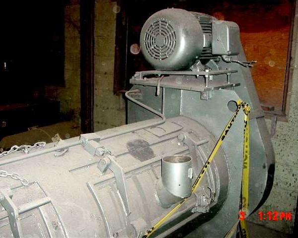 1200 Liter Welex Model 1200HC Stainless Steel Cooler