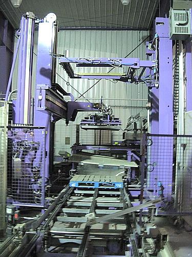 .40 Gallon Krones Model K782-002 Blow Molding Package