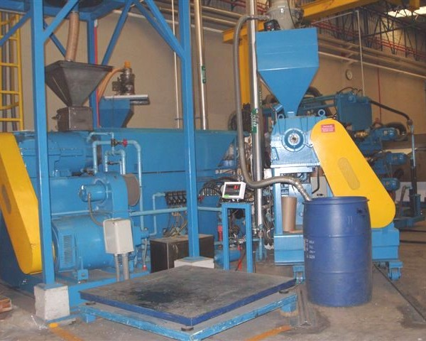 40″ Wide Sterling Co-Extrusion Sheet Line