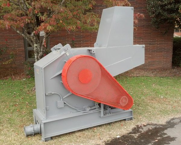 50 HP 15″ X 24″ Foremost Model PG-2415 Pipe Granulator