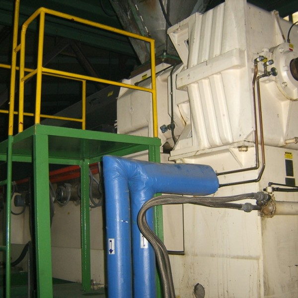 212″ Wide Toshiba BOPP Film Manufacturing Plant